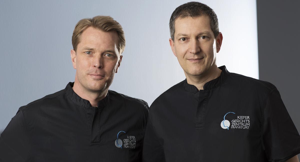 Kiefer-Gesichtszentrum Frankfurt + Dr. Dr. Dominik Lamp & Dr. Philipp Müller